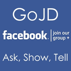Join the GoJD facebook gr